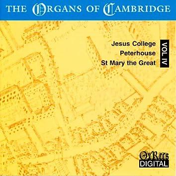 The Organs of Cambridge Vol.4