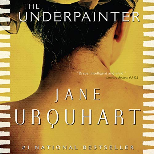 The Underpainter audiobook cover art