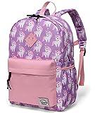 Einhorn Kinderrucksack, VASCHY Kinder Rucksack Mädchen Kindergartenrucksack Schulrucksack Kleinkind Rucksack mit Brustschnalle