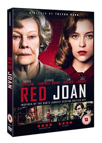 Red Joan [DVD] [2019]