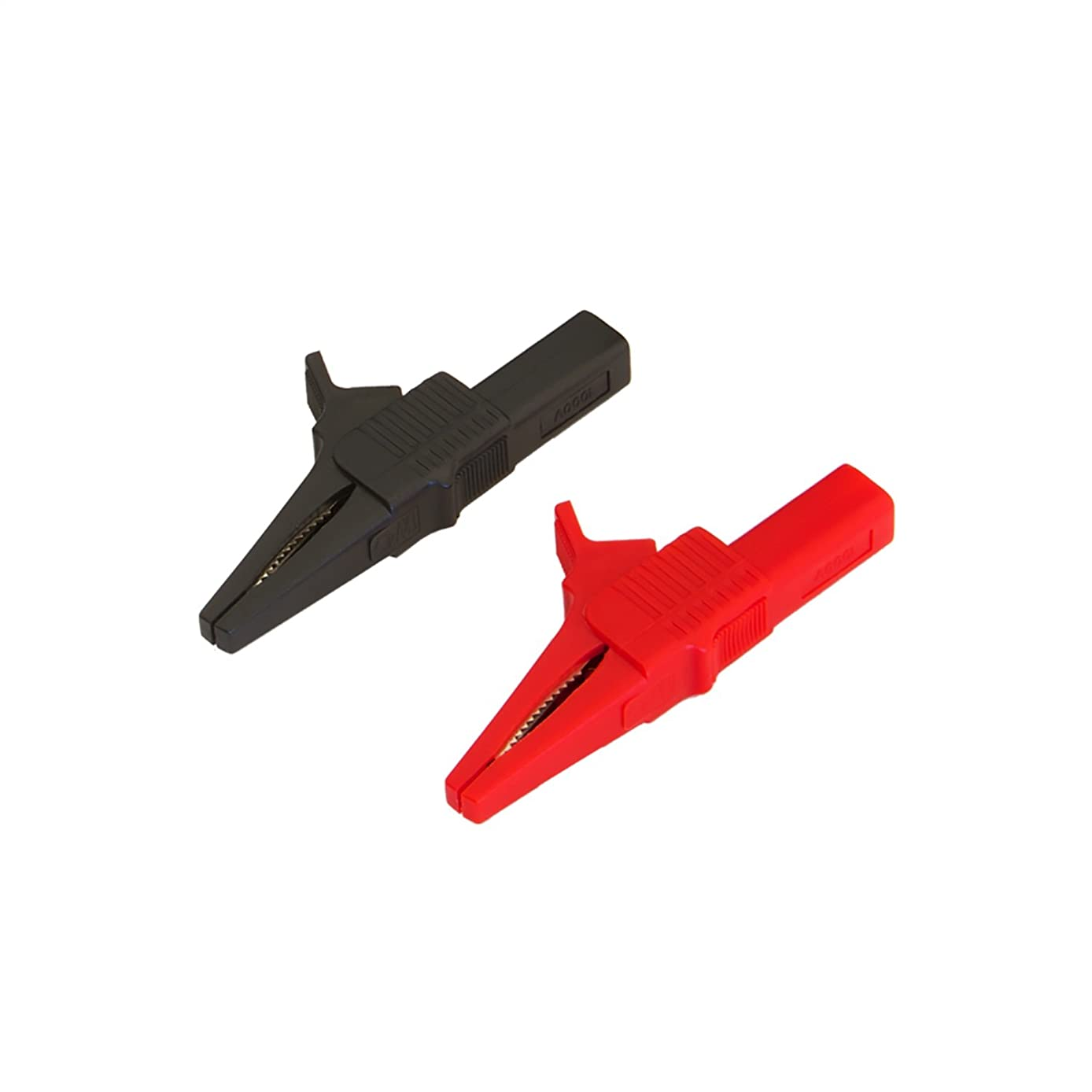 AutoMeter Auto Meter AC-52 Test Equipment Replacement Clamps, Ext. Volt Lead, Insulated