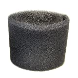 HQRP Foam Filter Sleeve compatible with Shop-Vac 500M, 500X, 5010, 5015, 5020,...