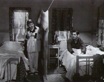 ブロマイド写真★『或る夜の出来事』クラーク・ゲーブル&クローデット・コルベール