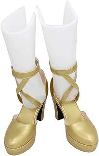 覚醒 サーリャ 風 コスプレ靴/ブーツ コスプレ衣装 (25cm)