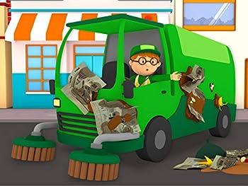Steve s Street Sweeper