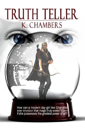 Truth Teller by Kurt Chambers ebook deal
