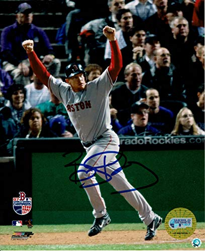 2007 Boston Red Sox MLB 8x10 Photograph World Series Collage