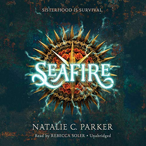 Seafire audiobook cover art