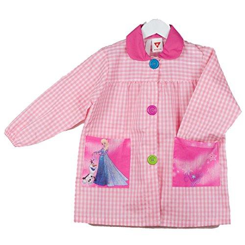 KLOTTZ - BABI FROZEN GUARDERIA Niñas color: ROSA talla: 3