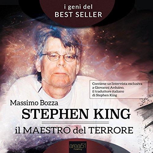 Stephen King: Il maestro del terrore  Audiolibri