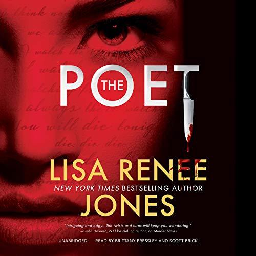 The Poet Audiobook By Lisa Renee Jones cover art