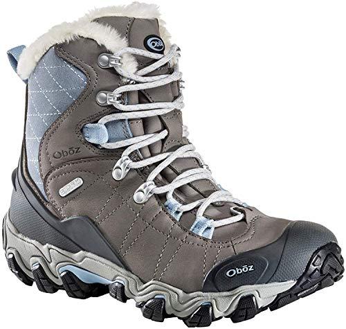 Oboz Bridger 7' B-Dry Women's Walking Boots - 8.5 - Brown