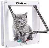 Pulchram Puerta de Mascota, Colgajo de Gato, colgajo de Gato magnético de 4 vías,...
