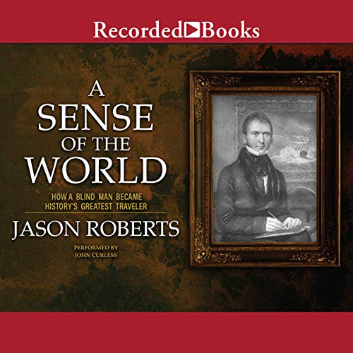 A Sense of the World audiobook cover art