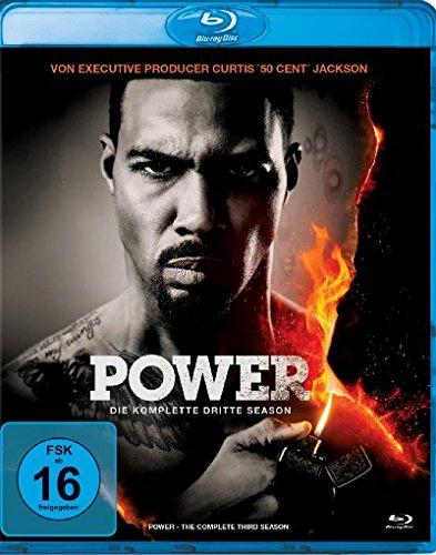 Power - Staffel 3 [Blu-ray]