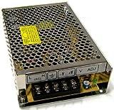 PIANETA de LED LED Fuente de alimentación/transformador, 150W, 6,25A, estabilizada, 220V, 24V CC, adecuado para interior de aplicación y LED Strips