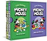 "Image of Walt Disney's Mickey Mouse Color Sundays Gift Box Set: ""Call Of The Wild"" and ""Robin Hood Rises Again"": Vols. 1 & 2"