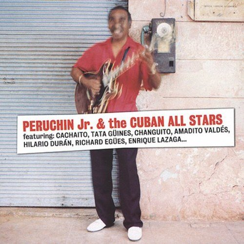 Descarga Dos -  PERUCHIN JR & CUBAN ALLST, Audio CD