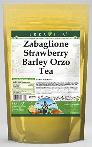 Zabaglione Strawberry Barley Orzo Tea Max 77% OFF 50 tea bags ZIN: 559543 Max 63% OFF