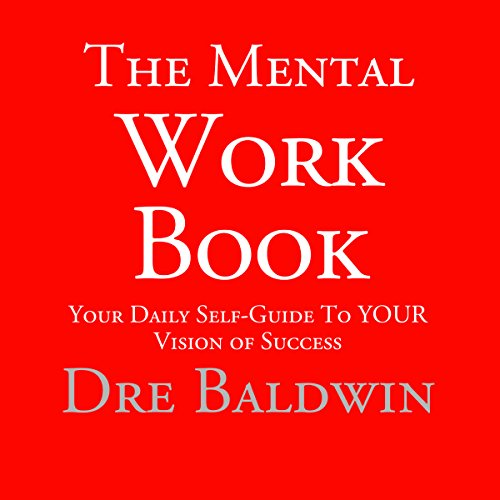 The Mental Workbook audiobook cover art