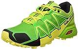 Salomon Speedcross Vario 2, Zapatillas de Trail Running para Hombre, Negro, 43 1/3 EU