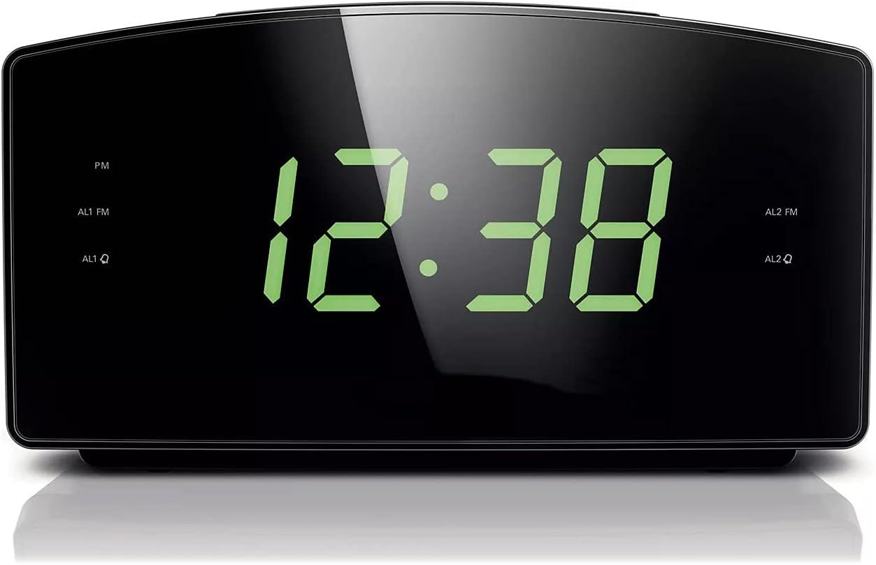 HD 720P Covert High material Alarm Clock Camera Radio Nanny Ranking TOP9 Hidden Spy
