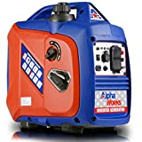 Best Quiet Generators - AlphaWorks Generator Inverter with Gas Engine 2250 Watts Review