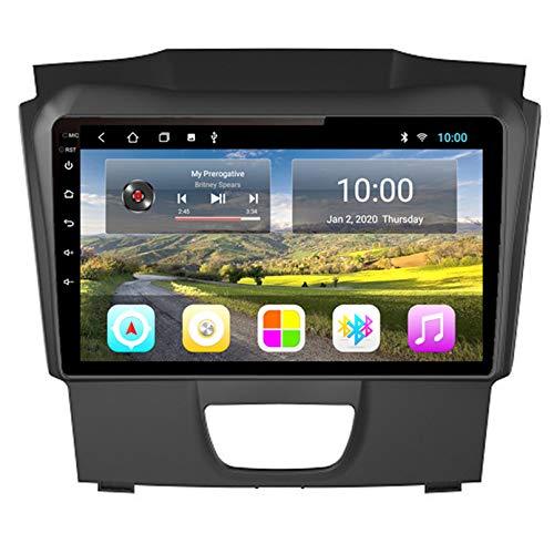 Android Autoradio Radio Double DIN Sat Nav para Buick Excelle HRV 2004-2013 Navegación GPS 2.5D Pantalla Táctil Reproductor Multimedia FM Am DVD Video Receiver(Color:WiFi 1G+16G)
