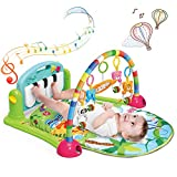 Best Activity Mats - Baby Play Gym Mat, Kick and Play Ba Review