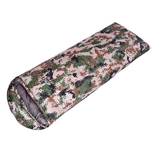 LIXIYU Sleeping Bag Invierno Caliente Impermeable