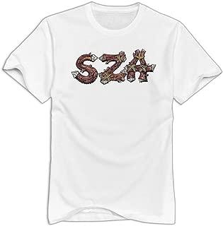 Custom Men's SZA-CTRL Music Fashion T-Shirts