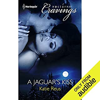 A Jaguar's Kiss audiobook cover art
