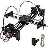 VEVOR XY Plotter 2 Axis Handwriting Robot Kit 500x500mm Working Area Plotter Robot Kit A4 Writing/Drawing/Painting Robot Kit Based on 3D Printer for Maker/Geek
