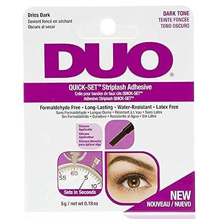 Ardell, Tratamiento para pestañas (Quick-Set Adhesive Dark) - 5 gr.