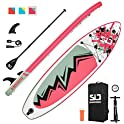 "Swonder 10"" Inflatable Stand Up Paddleboard"