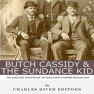 Butch Cassidy & The Sundance Kid audiobook cover art