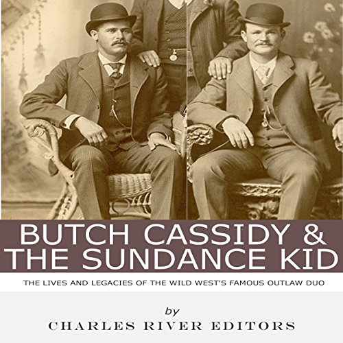 Butch Cassidy & The Sundance Kid cover art
