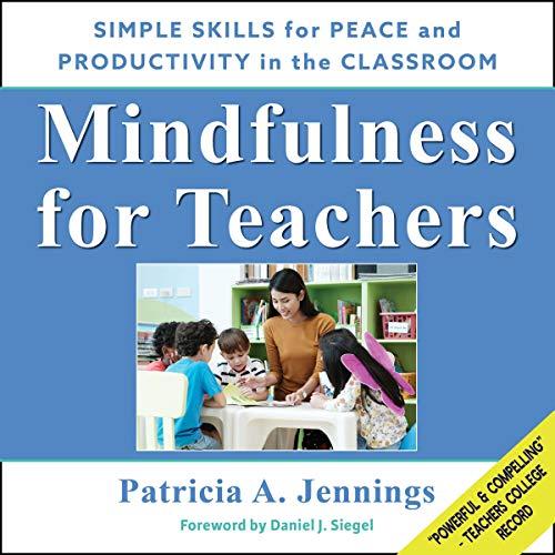 Mindfulness for Teachers cover art
