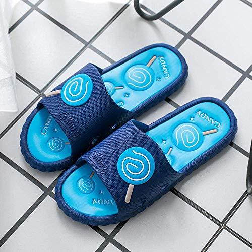 SSM Soft Sole Pool Shoes Baño, Zapatillas de Plataforma Interior Antideslizante, Sandalias...