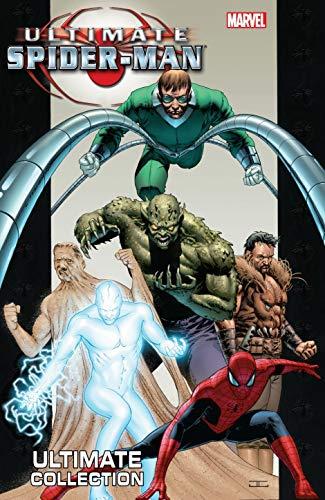 Ultima Spider: Book 5 Superheroes Avenger Team Spider-Man Comics Books For Kids, Boys , Girls , Fans , Adults