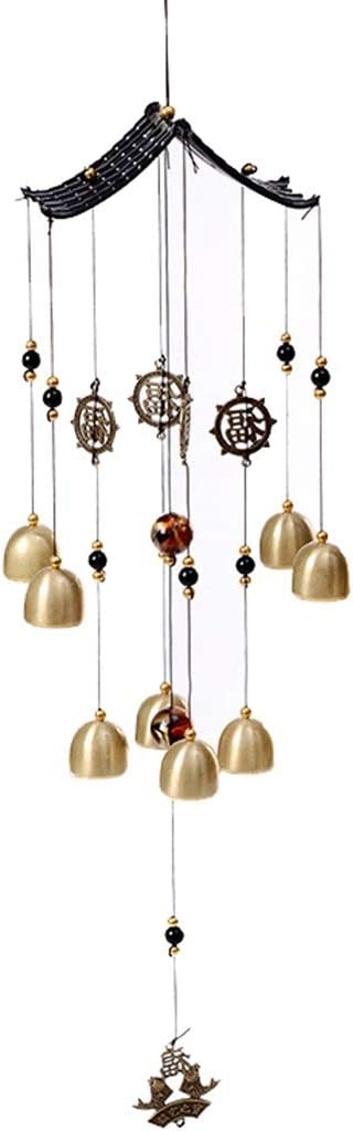 JOYGOOD Wind Chimes Metal Detroit Mall Brass Classical Bells Miami Mall Musical Chinese