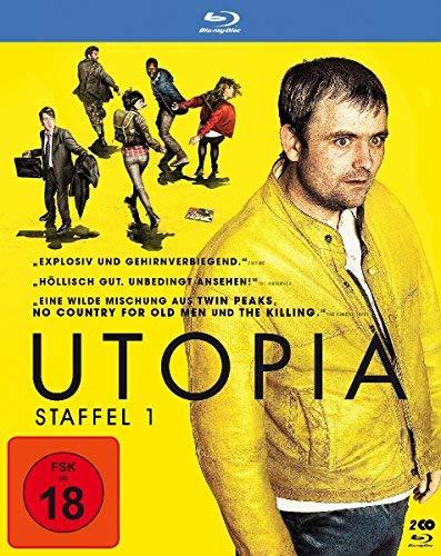 Utopia (Season 1) - 2-Disc Set ( Utopia - Season One (6 Episodes)...