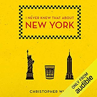 I Never Knew That About New York cover art
