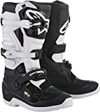 Alpinestars 2013218-12-8 Unisex-Adult Tech 3 Stella Boots Black/White...