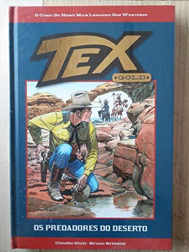 Coleção Tex Gold livro 6 - Os Predadores do Deserto