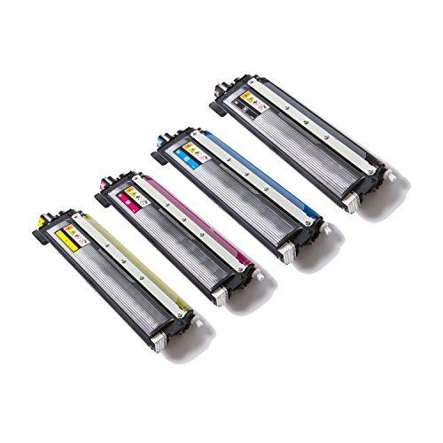 Organizza Ufficio Toner Compatibili con MFC-9330CDW, Durata Nero: 2.500 Pag. al 5% di Copertura, Durata Colori 2.200 Pag. Cad. al 5% di Copertura