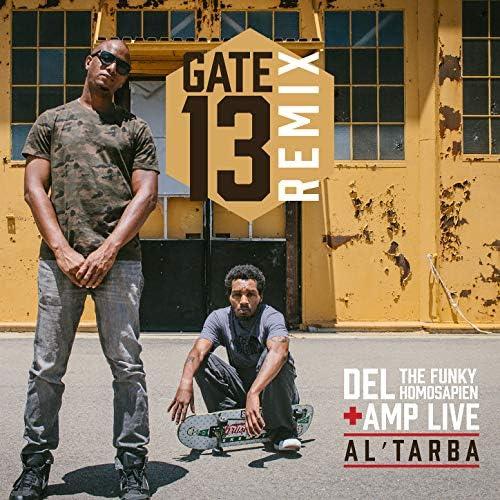 Del The Funky Homosapien & Amp Live feat. Eligh