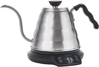 ハリオ コーヒーケトル 0.8LHARIO V60 温度調整付きパワーケトル・ヴォーノN EVT-80-HSV