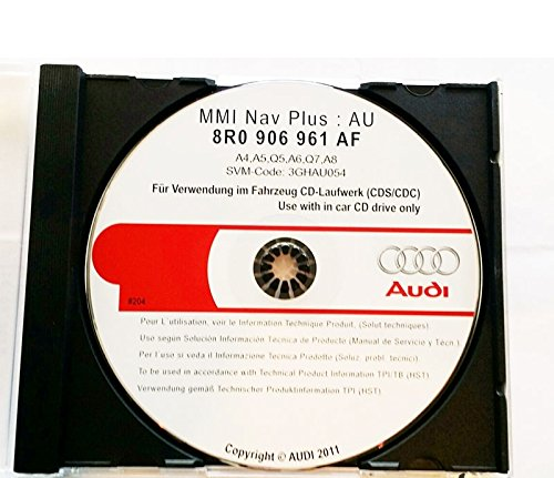 Original Software Update CD 8R090696AF in Top-Qualität!