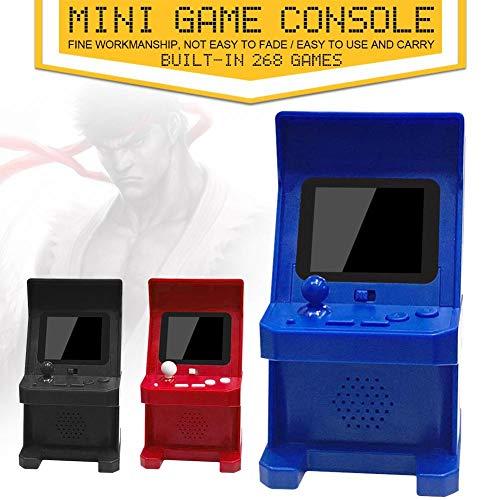 Mini máquinas recreativas de juegos Arcade, mini consola de juegos de...